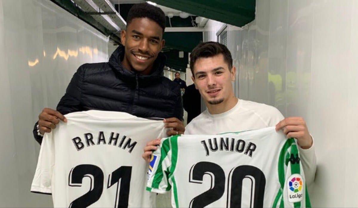 Transfer Murah Milan : Pinjam Brahim Diaz dari Madrid & Junior Firpo dari Barcelona - Gilabola.com