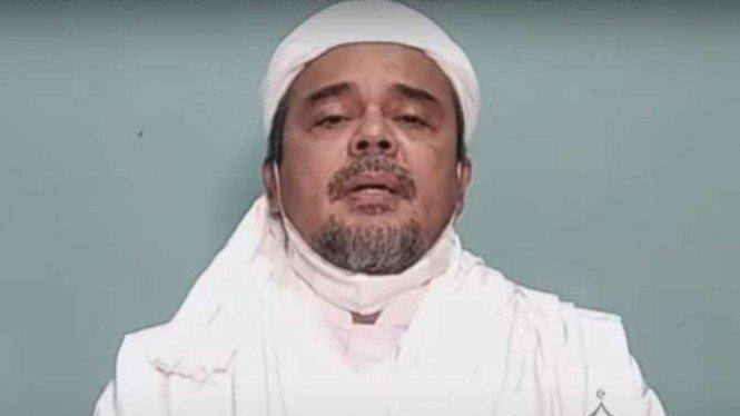 Habib Rizieq Shihab.
