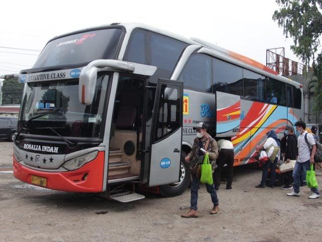 Bus Angkut Penumpang Tanpa Syarat Ketentuan PPKM Akan Dikandangin
