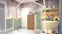 Desain Kamar Anak, Tampil Stylish dan Bisa Dipakai Jangka Panjang