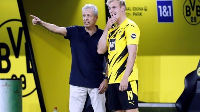 Diminati Milan dan Lazio, Gelandang Dortmund Mengaku Ingin Bertahan - Gilabola.com