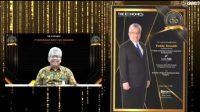 Dirut bank bjb Yuddy Renaldi Raih Award CEO Terbaik BPD di Indonesia