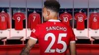 Jadon Sancho Akui Cristiano Ronaldo Beri Inspirasi Dalam Karir Sepak Bolanya - Gilabola.com