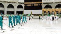 Jamaah Haji Positif Covid-19 Langsung Diisolasi