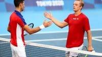 Ke Perempat Final, Novak Djokovic Semakin Dekat Dengan Golden Slam