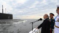 Putin Tegaskan, AL Rusia Mampu Menyerang Musuh Tanpa bisa Dihalau