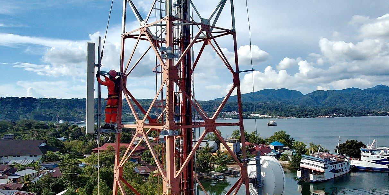 Tri Implementasi 5G di Indonesia