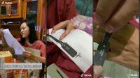 Melamar saat Ulang Tahun, Pria Ini Berikan Kado Proposal Cincin Lamaran (tiktok.com/@moodydews)