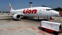Pesawat Lion Air. Foto: Antara