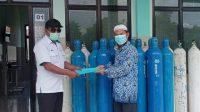 ANTAM Salurkan Oksigen Medis di Wilayah Operasi Kerjanya