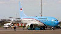 Pengecatan Ulang Pesawat Kepresidenan Jokowi Saat Pandemi Memicu Kritik