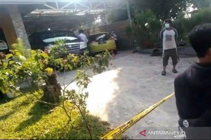 Pembunuhan ibu dan anak di Subang. Foto: Antara